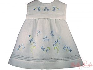 Bella Bridal Baby Dress1
