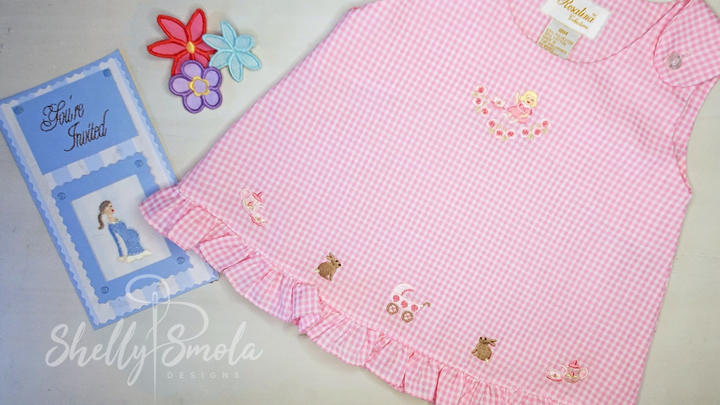Babes and Toys Dress by Shelly Smola