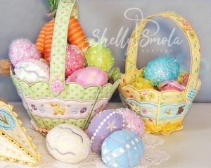 Bunny Baskets by Shelly Smola