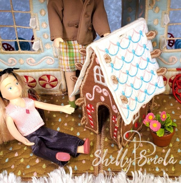 Merry Mini Cottage by Shelly Smola