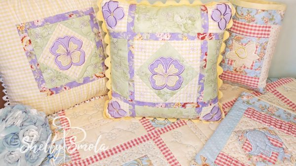 Spring Quilt Projects by Shelly Smola