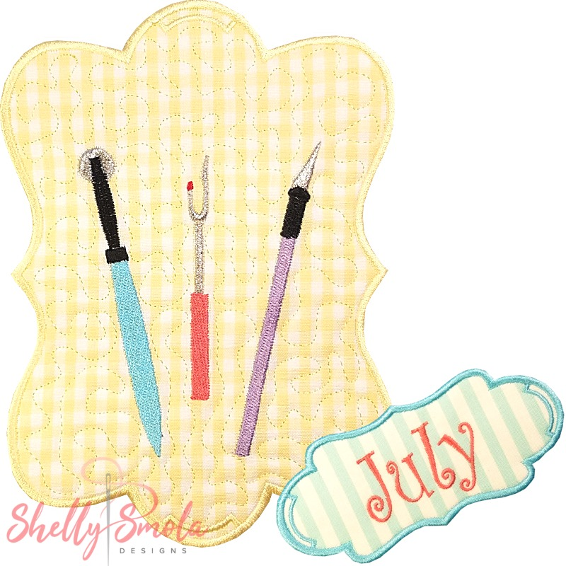 Sew Seasonal - July by Shelly Smola