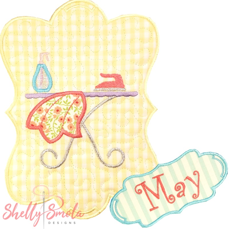 Sew Seasonal - May by Shelly Smola