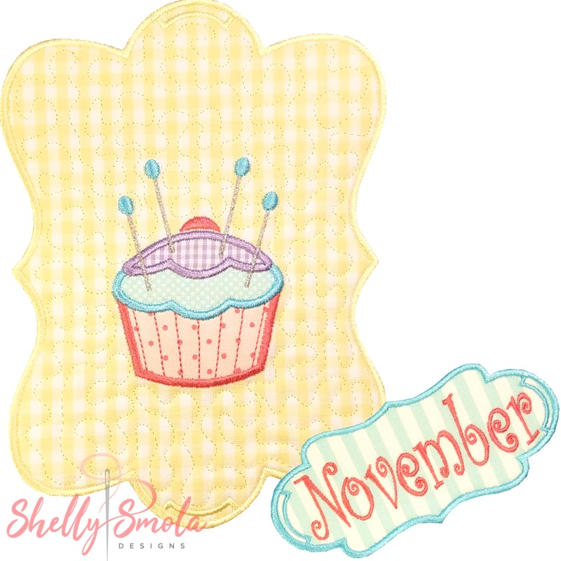 Sew Seasonal - November by Shelly Smola