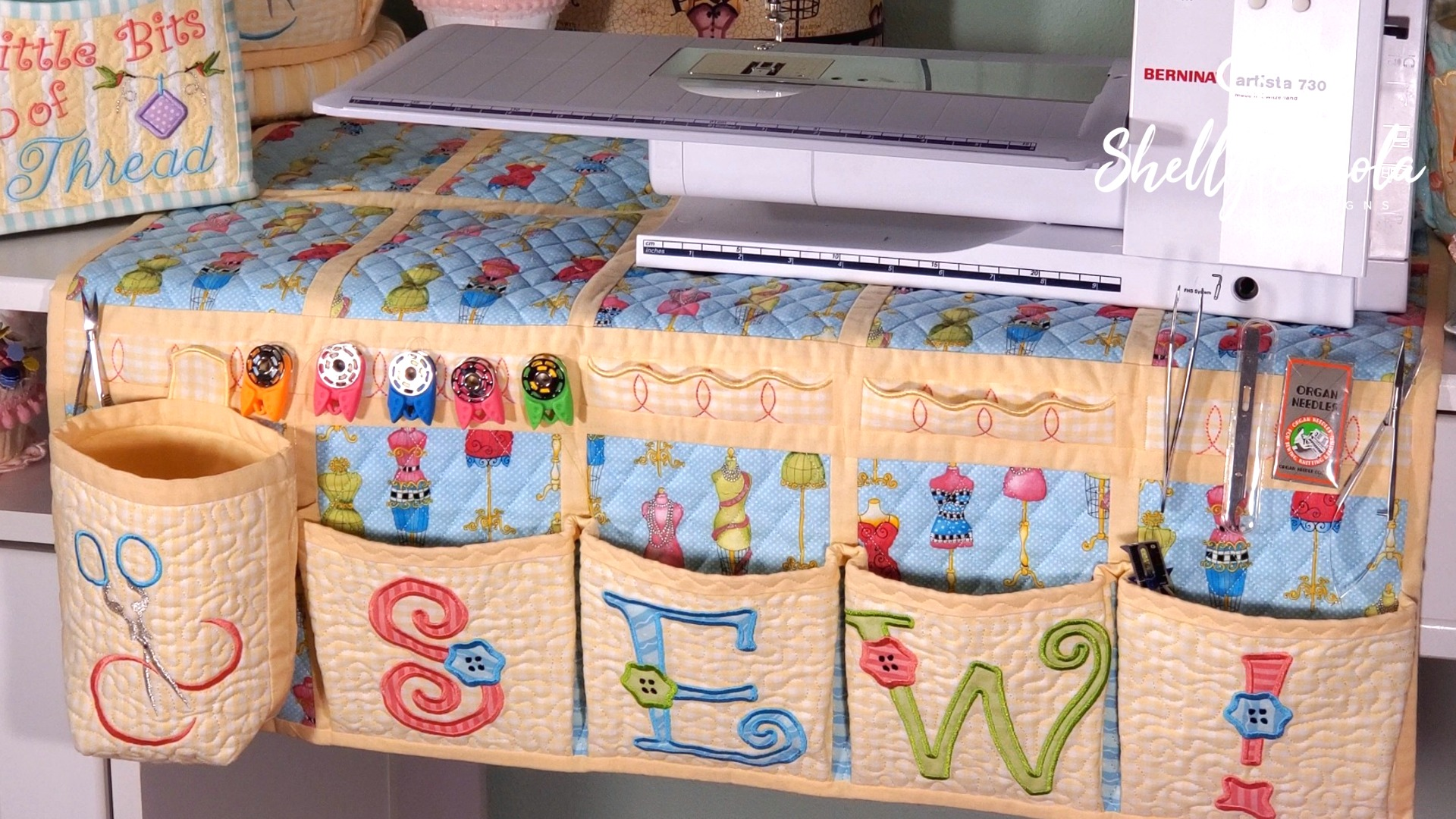 Sew Something by Shelly Smola