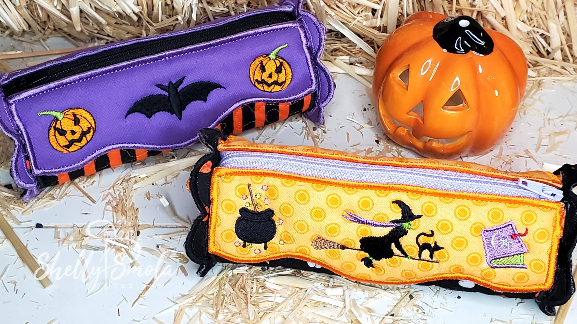 Spooky Supply Cases by Shelly Smola