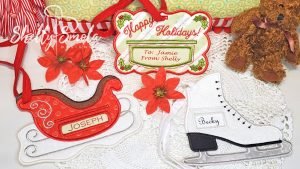 December Tags by Shelly Smola