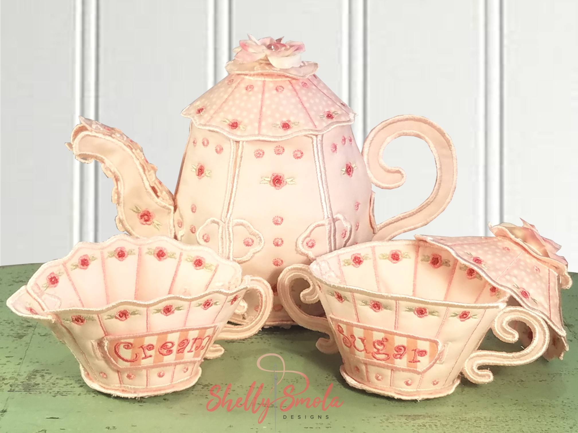 Tea for Two by Shelly Smola