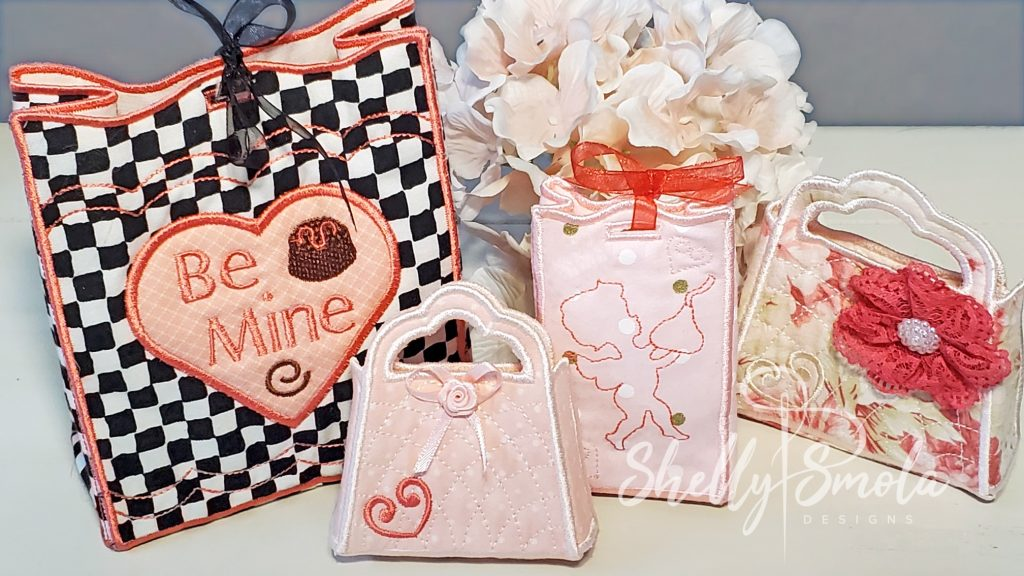 Valentine Treat Bags by Shelly Smola