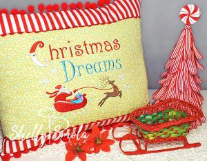 Christmas Dreams by Shelly Smola