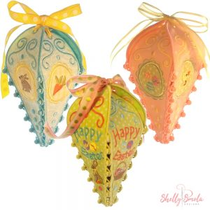 Hippity Hoppity Holders by Shelly Smola