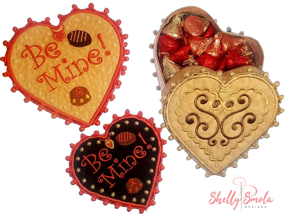 Sweet Treat Boxes by Shelly Smola