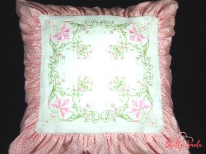 Cinderella Corners 2 PIllow