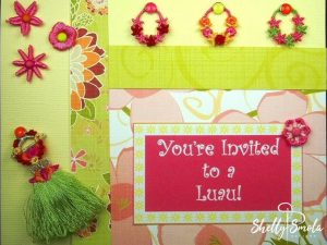 Hula Ladies Card