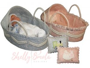 Baby Baskets by Shelly Smola