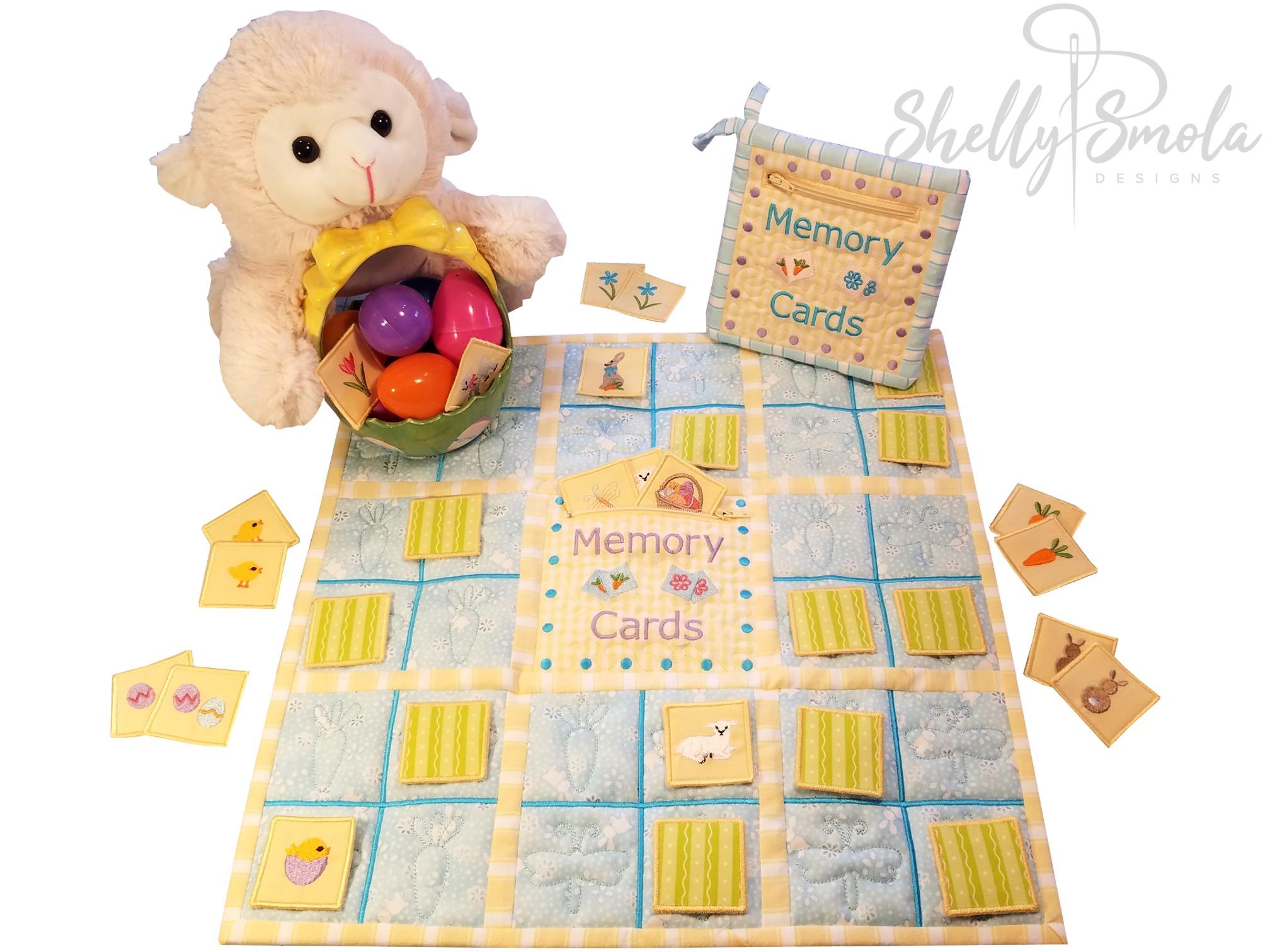 Easter Memory Game by Shelly Smola