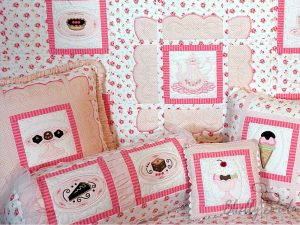 Sweet Temptations Quilt Projects by Shelly Smola