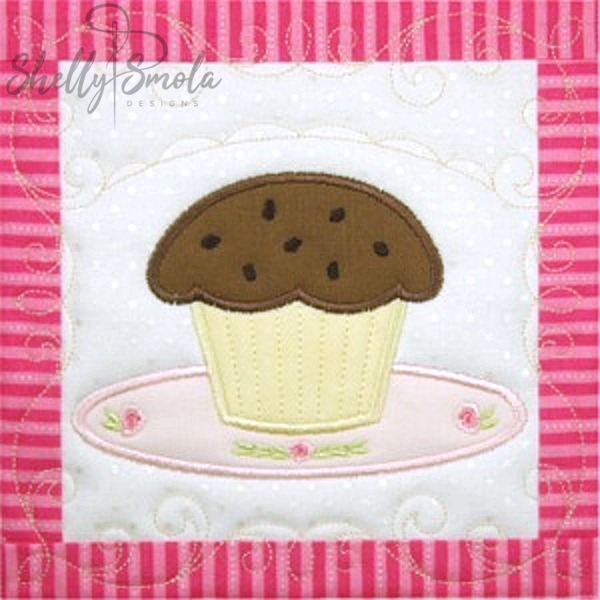 Sweet Temptations Quilt Muffin by Shelly Smola
