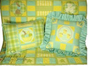 MFL-Sweet Spring and Easter Basket Pillows 2