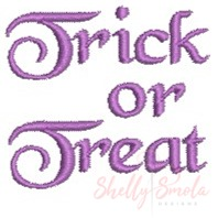 Trick or Treat by Shelly Smola