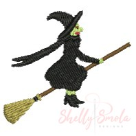 Witch by Shelly Smola