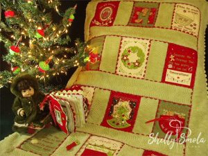 MFL-CQB-Christmas Activity Quilt