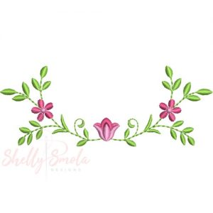 Petite Vine by Shelly Smola Designs