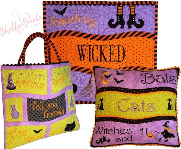 Get Wicked by Shelly Smola