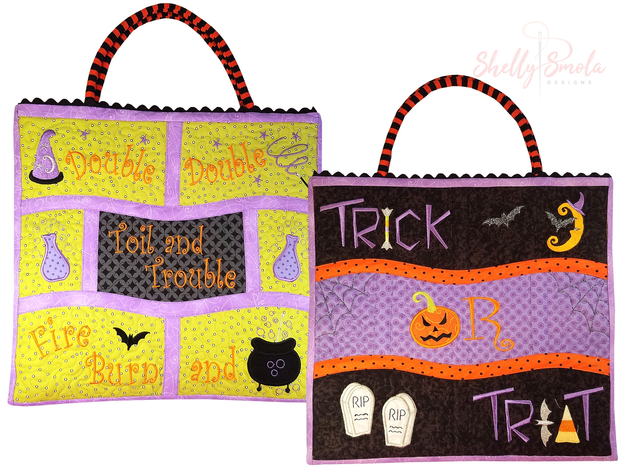 Get Wicked Bags by Shelly Smola