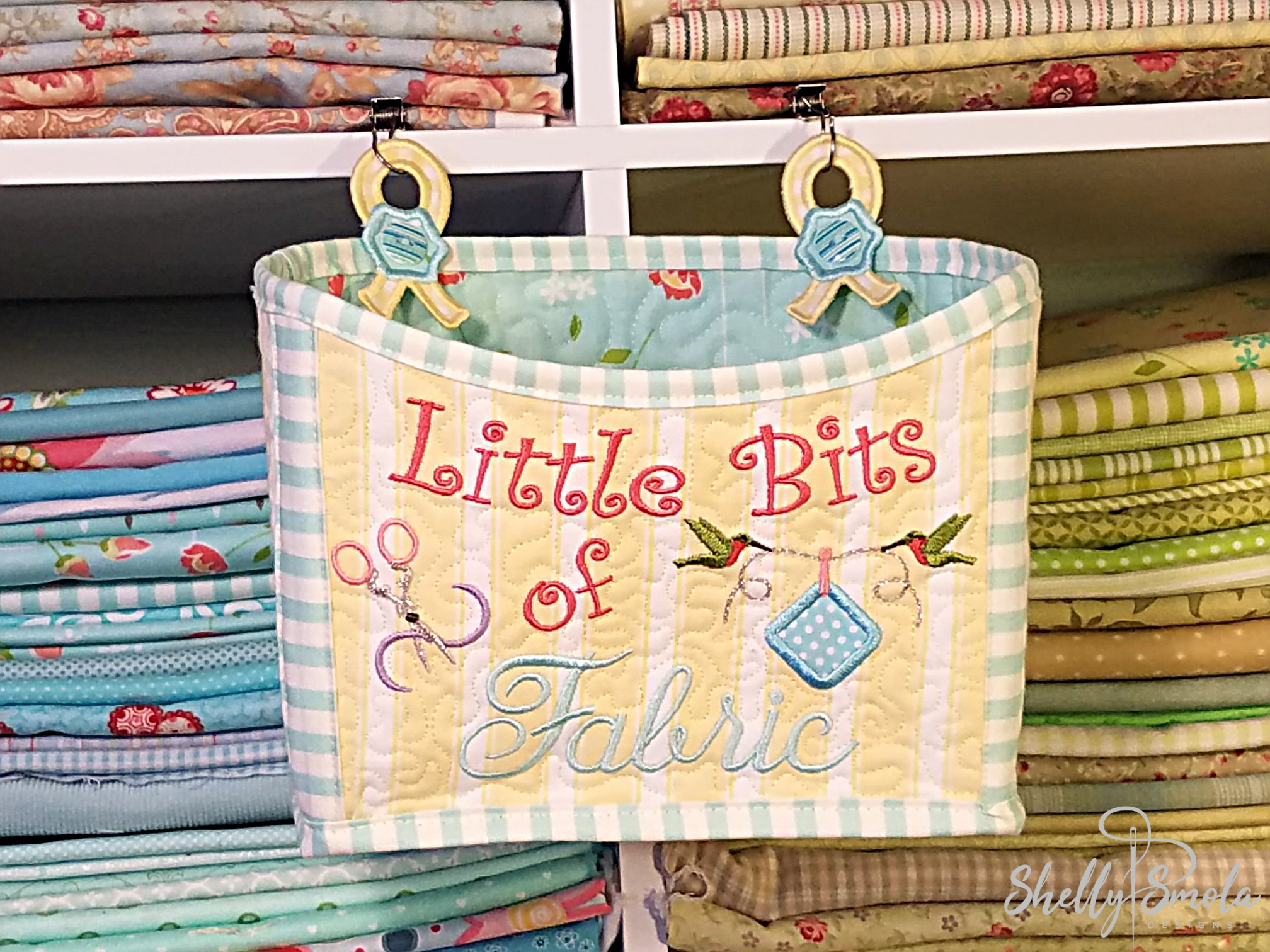 Little Bits by Shelly Smola