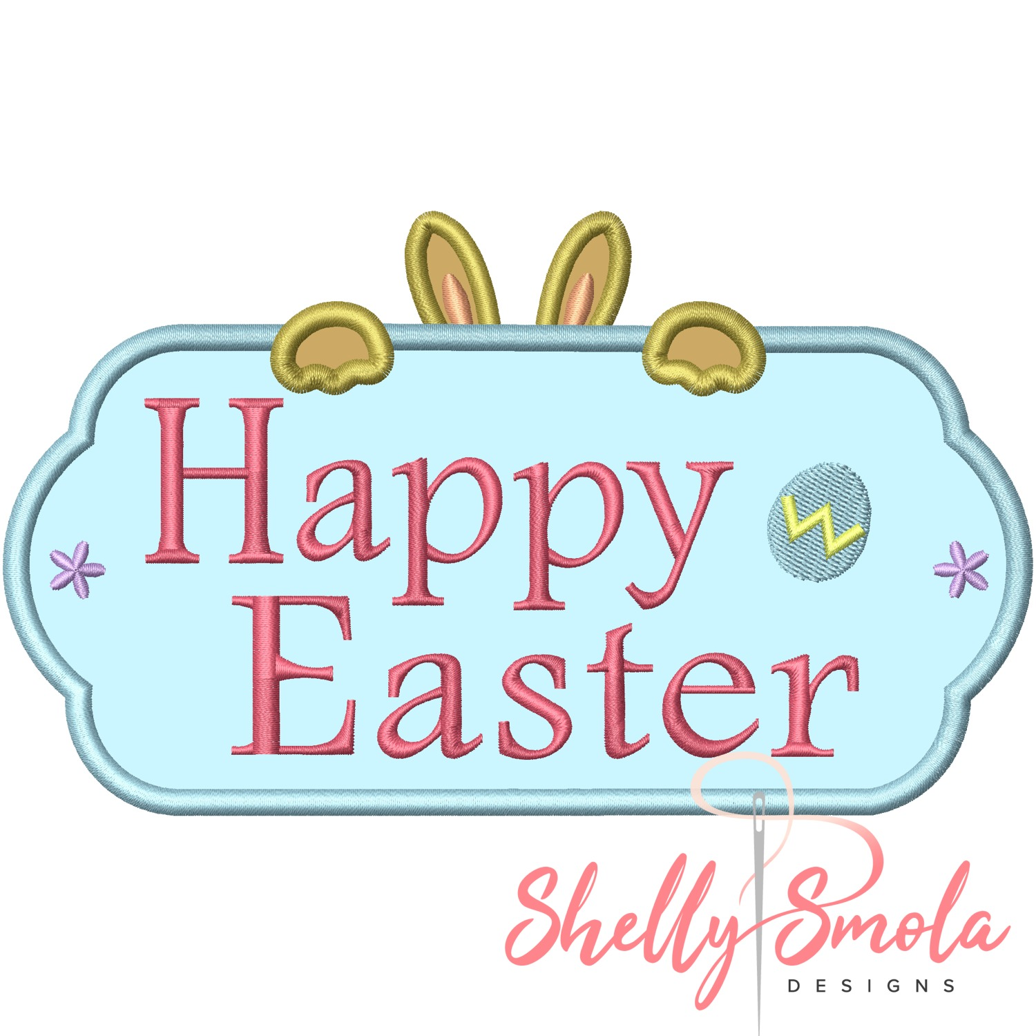 Happy Easter by Shelly Smola