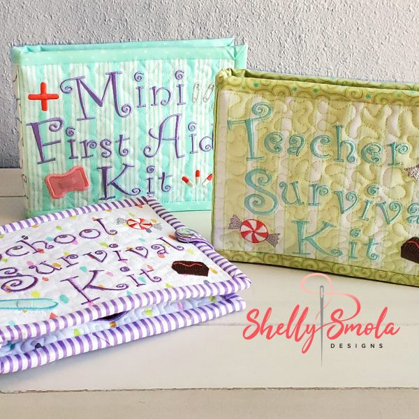 Sassy Survival Kit by Shelly Smola Designs