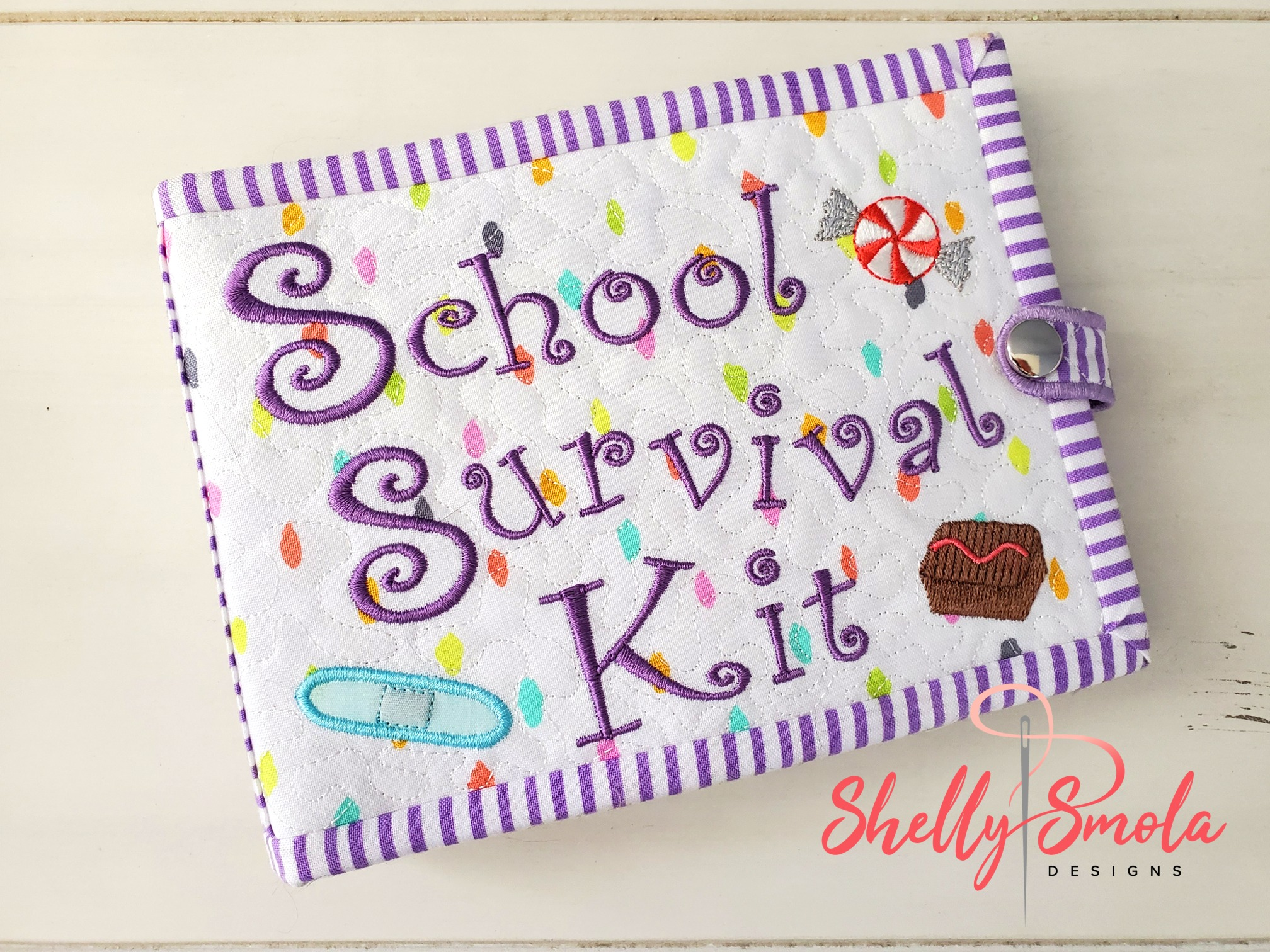 School Survival Kit by Shelly Smola Designs
