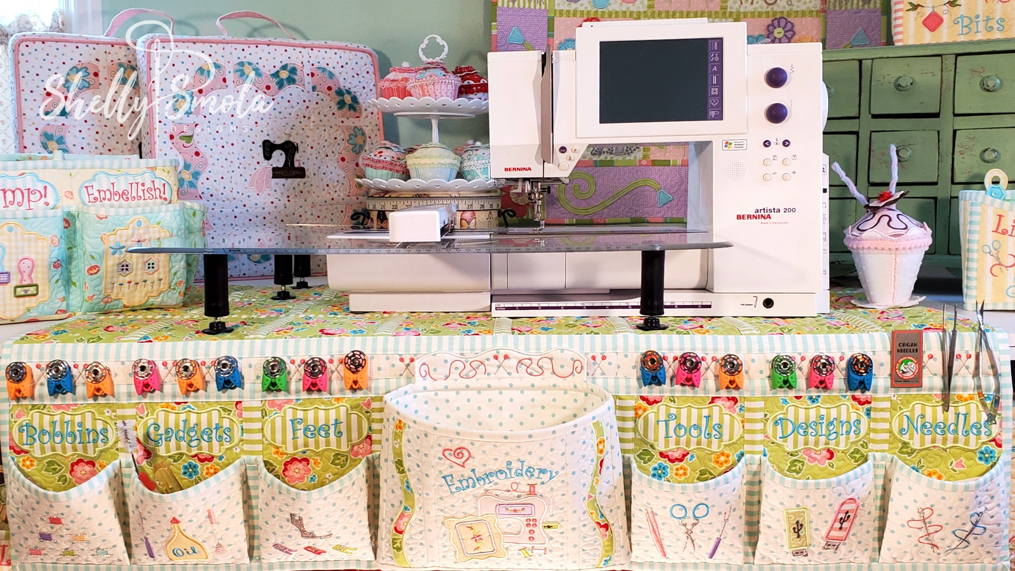 Embroidery Machine Mat