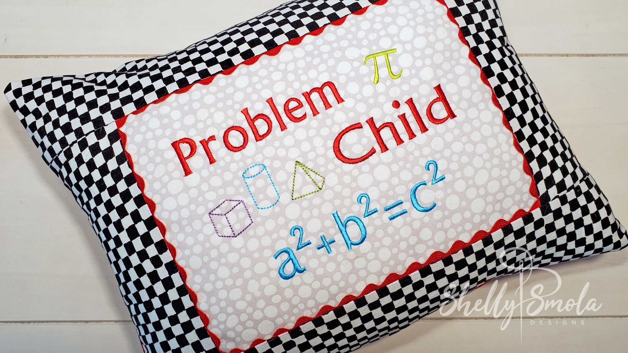 Math Embroidery