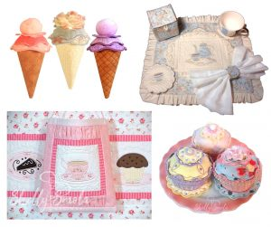 Tea Time and Yummy Designs