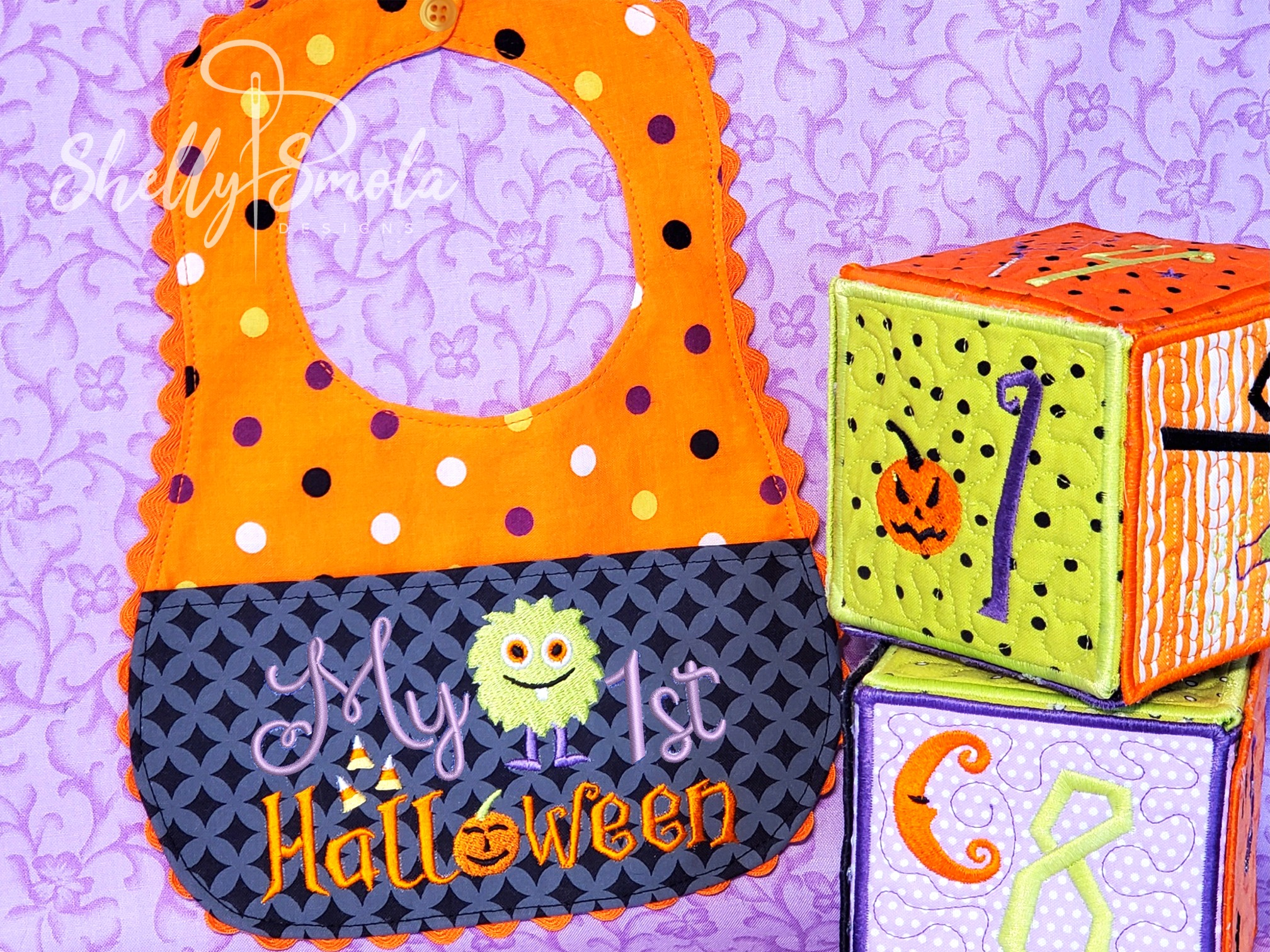 My First Halloween by Shelly Smola