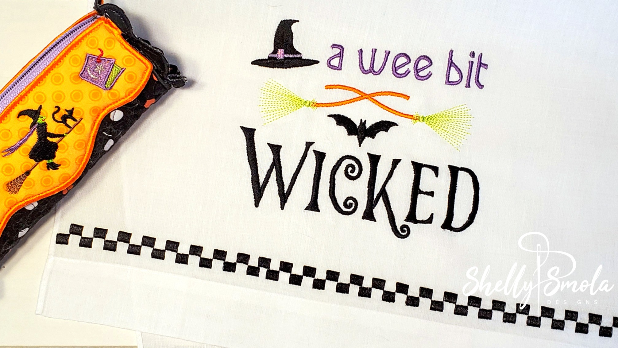 Wicked Halloween Design by Shelly Smola