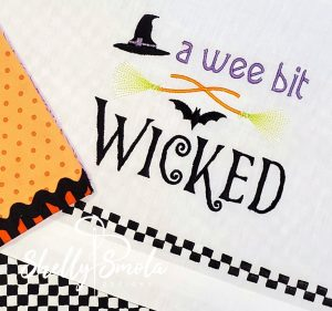 A Wee Bit Wicked by Shelly Smola