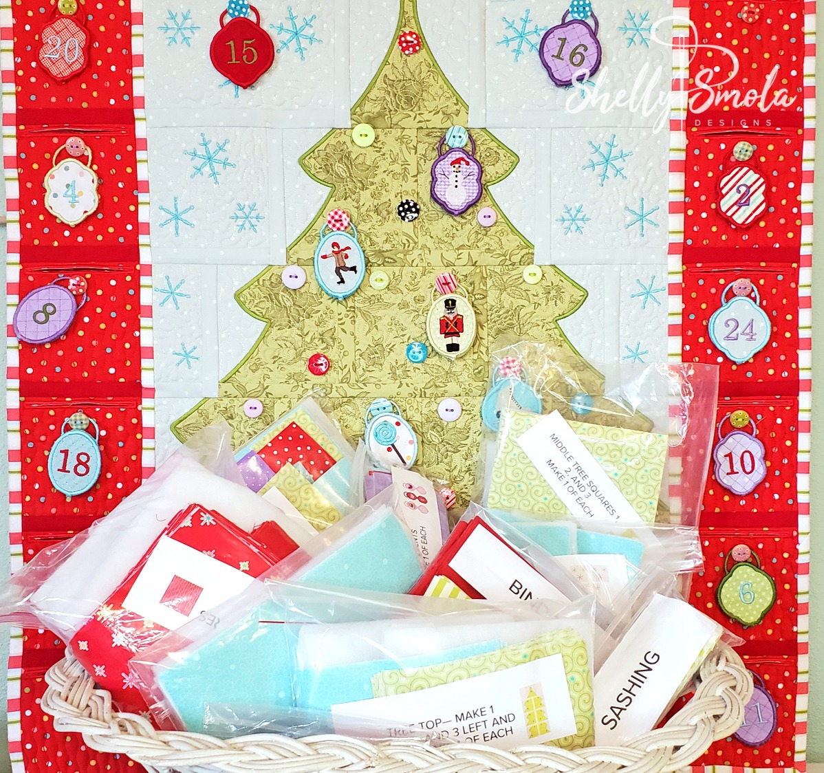 Christmas Countdown Kit by Shelly Smola