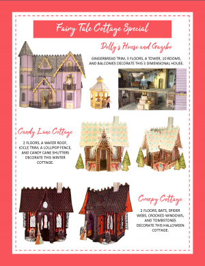 Fairy Tale Cottage Special