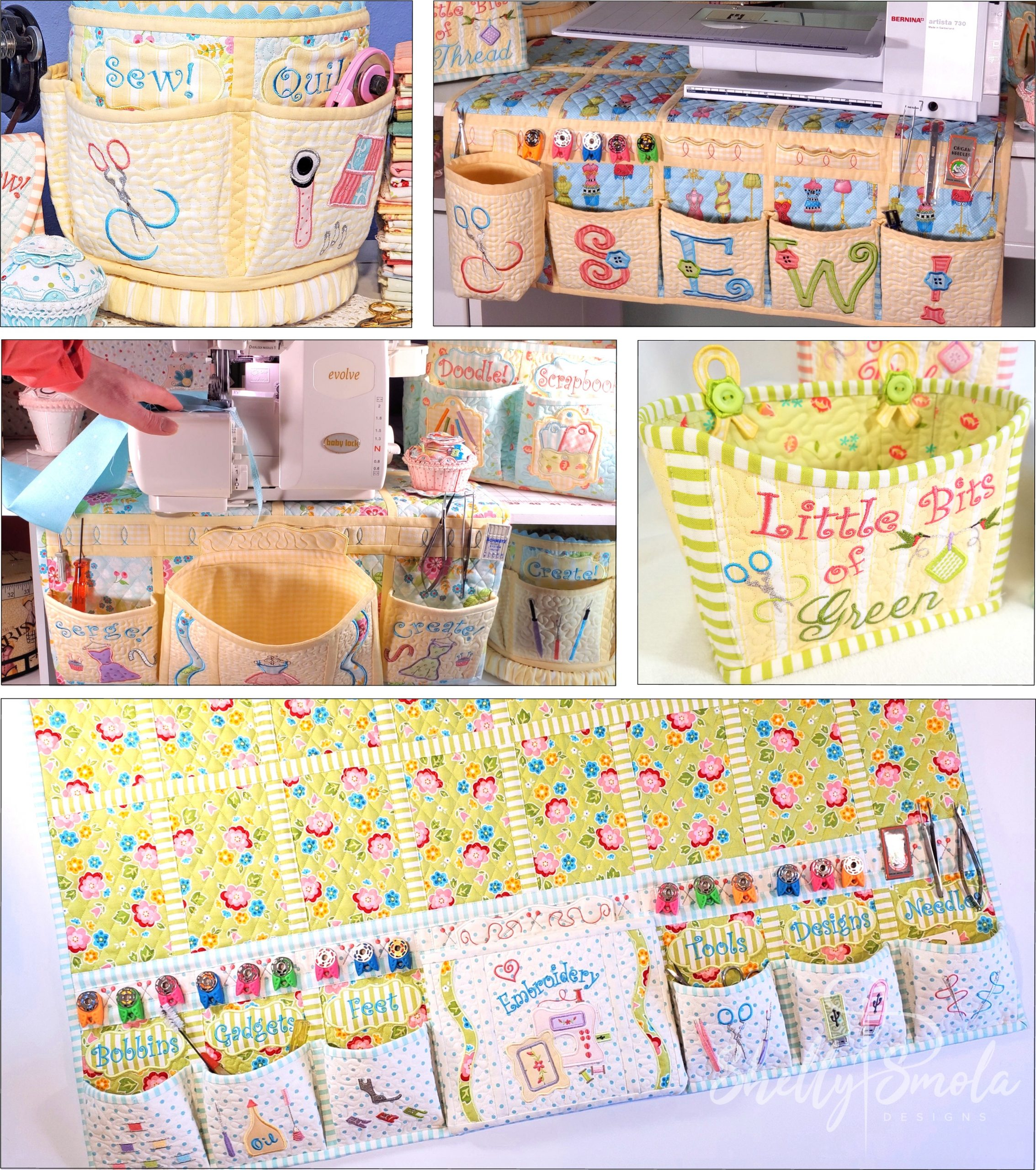 Sewing Studio Special by Shelly Smola