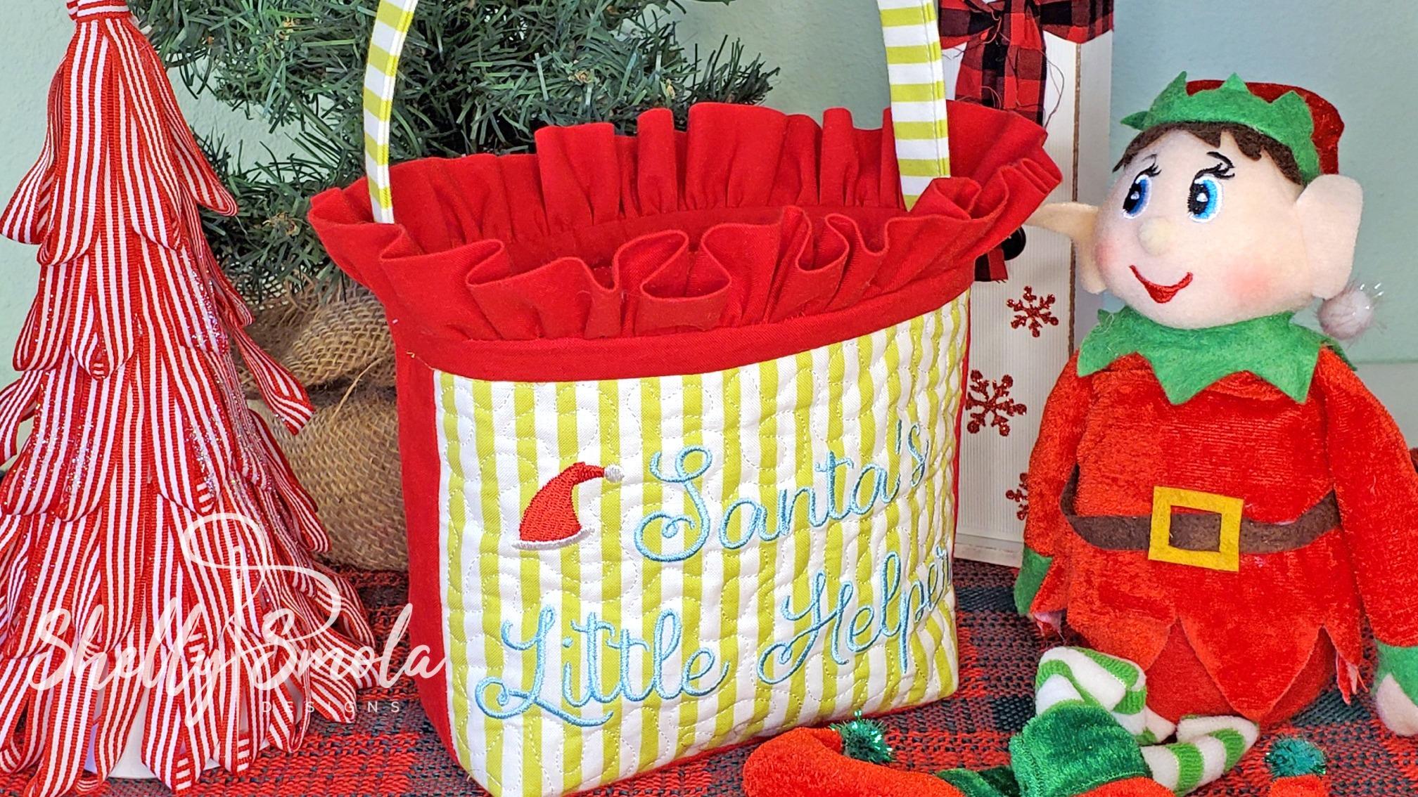 Santa's Little Helper by Shelly Smola
