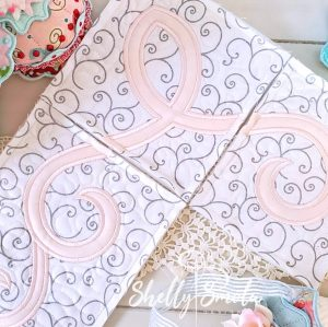 November Tea Time Quilt by Shelly Smola