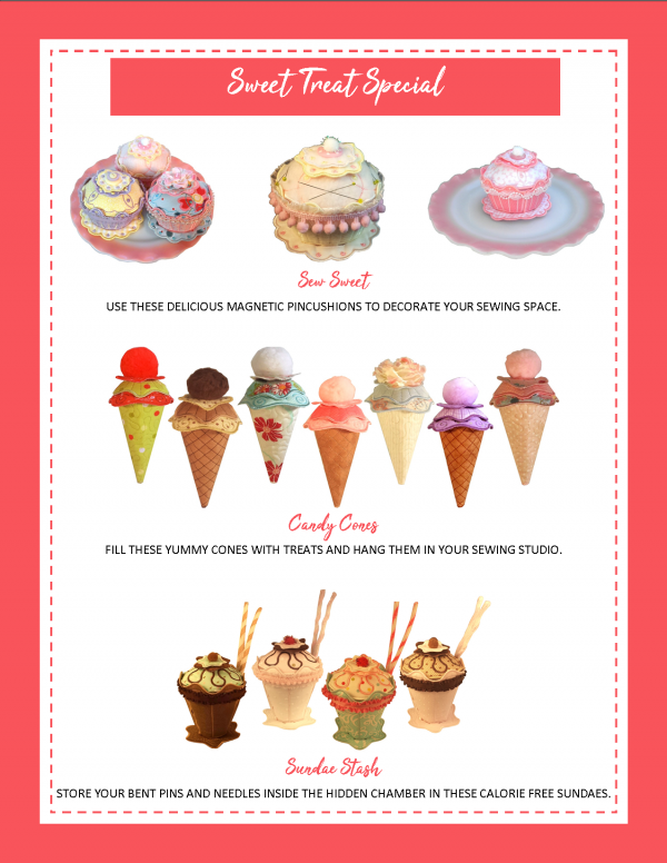 Sweet Treat Special by Shelly Smola