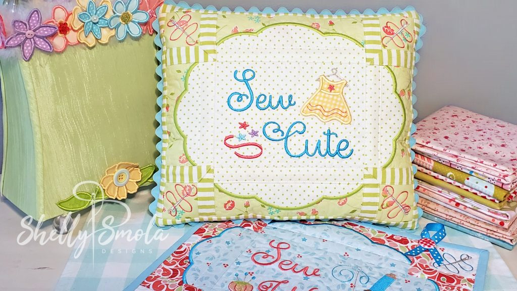 Sew Crazy-Sew Cute by Shelly Smola