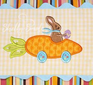 Carrot Car by Shelly Smola