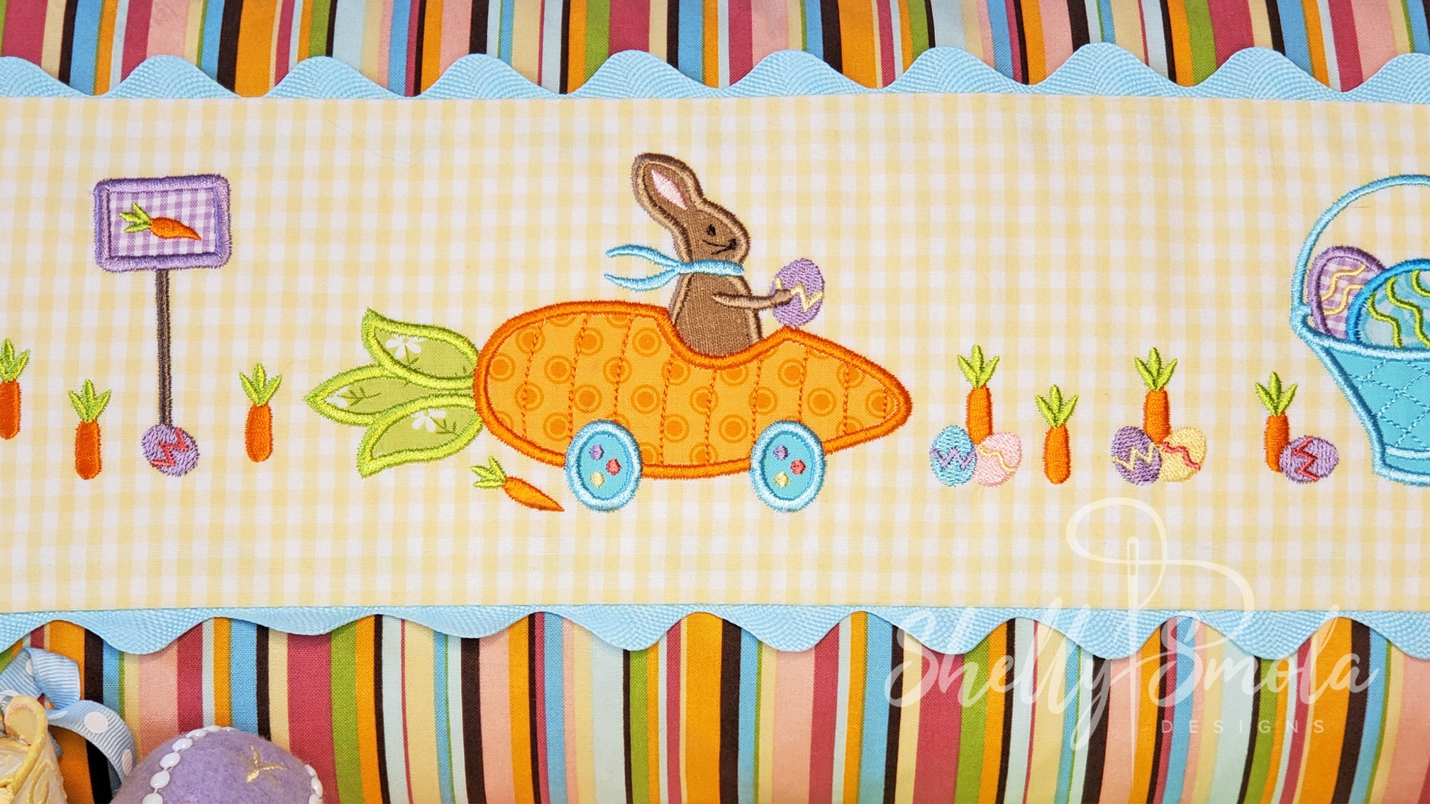 Go Bunny by Shelly Smola