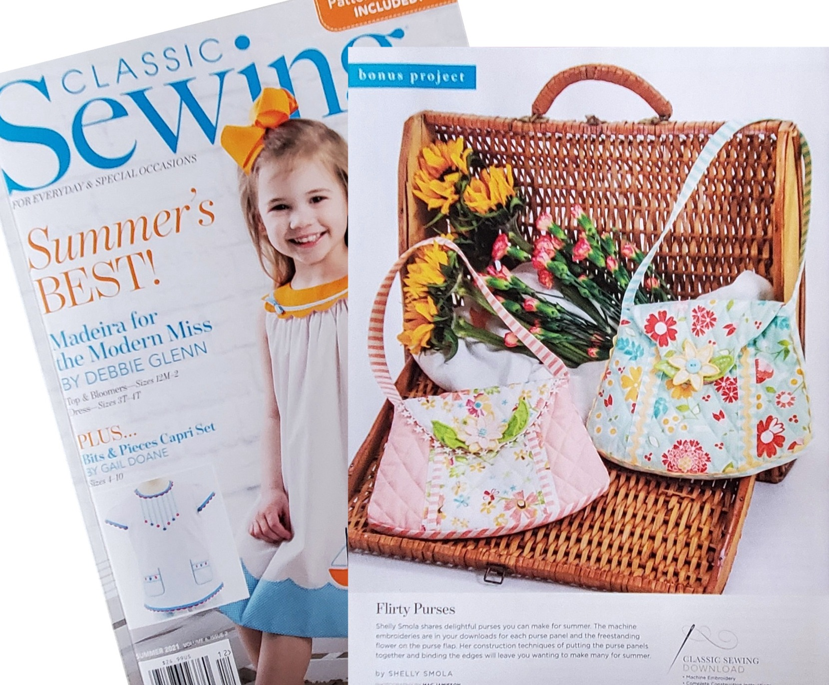 Classic Sewing Summer 2021