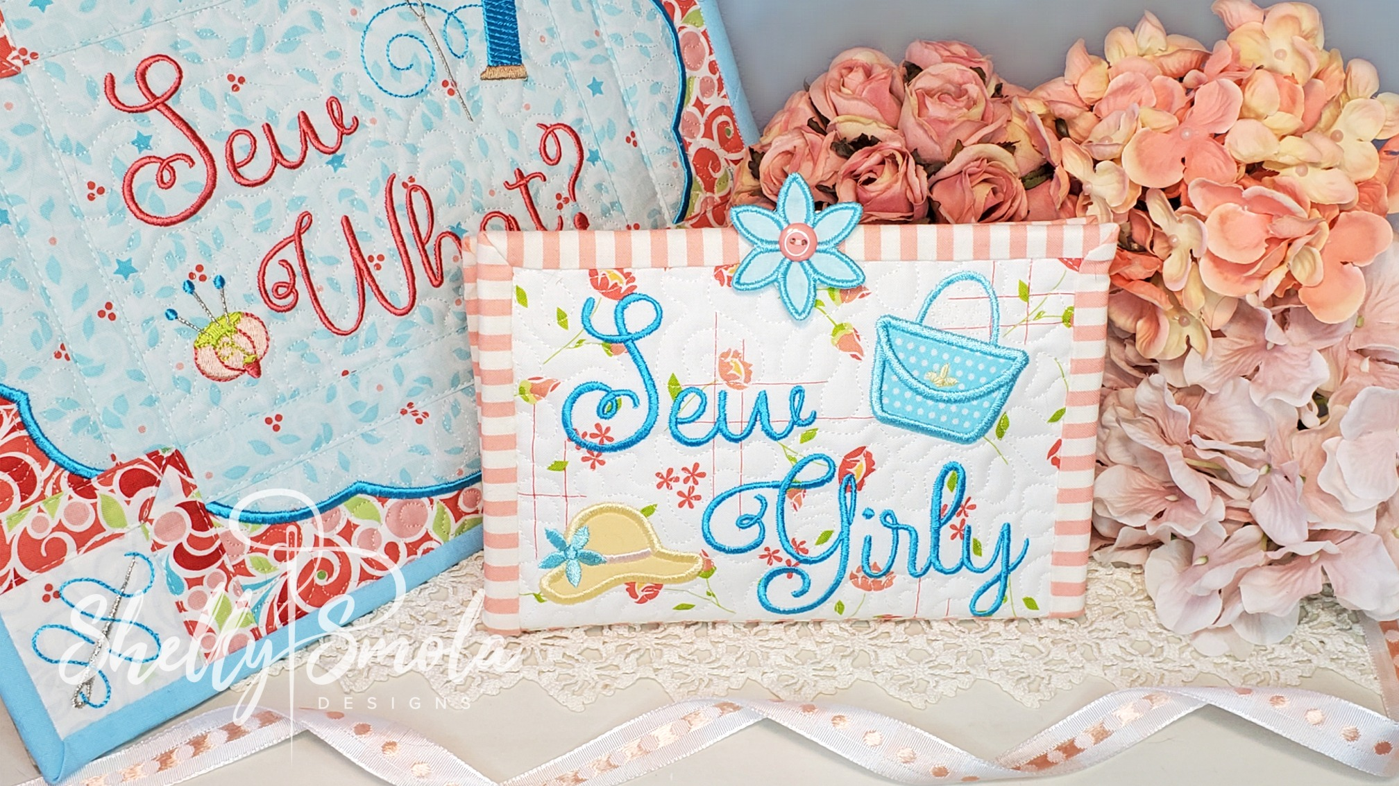 Sew Crazy - Sew Girly Projects by Shelly Smola